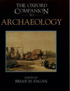 Cover for The Oxford Companion to Archaeology