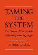 Cover for Taming the System
