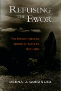Cover for Refusing the Favor