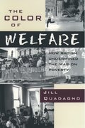 Cover for The Color of Welfare