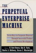 Cover for The Perpetual Enterprise Machine