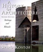 Cover for A History of Architecture