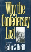 Cover for Why the Confederacy Lost