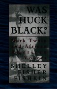Cover for Was Huck Black?