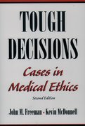 Cover for Tough Decisions