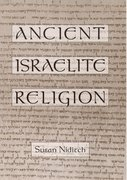Cover for Ancient Israelite Religion