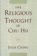 Cover for The Religious Thought of Chu Hsi