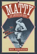 Cover for Matty: An American Hero