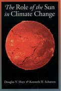 Cover for The Role of the Sun in Climate Change