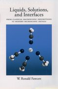 Cover for Liquids, Solutions, and Interfaces