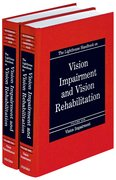 Cover for The Lighthouse Handbook on Vision Impairment and Vision Rehabilitation