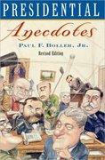Cover for Presidential Anecdotes