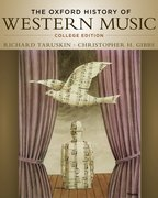 Cover for The Oxford History of Western Music