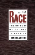 Cover for Race: The History of an Idea in America