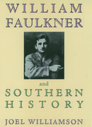 Cover for William Faulkner and Southern History