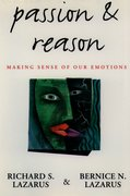 Cover for Passion and Reason
