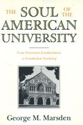 Cover for The Soul of the American University