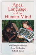 Cover for Apes, Language, and the Human Mind