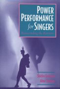 Cover for Power Performance for Singers