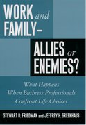Cover for Work and Family - Allies or Enemies?