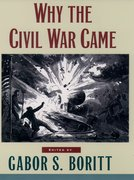 Cover for Why the Civil War Came