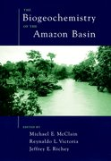 Cover for The Biogeochemistry of the Amazon Basin