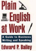 Cover for The Plain English Approach to Business Writing