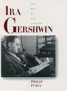 Cover for Ira Gershwin