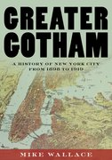 Cover for Greater Gotham - 9780195116359