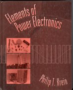 Cover for Elements of Power Electronics