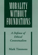Cover for Morality Without Foundations