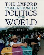 Cover for The Oxford Companion to Politics of the World