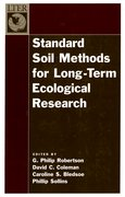 Cover for Standard Soil Methods for Long-Term Ecological Research