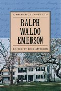 Cover for A Historical Guide to Ralph Waldo Emerson