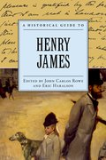 Cover for A Historical Guide to Henry James