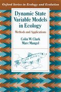Cover for Dynamic State Variable Models in Ecology