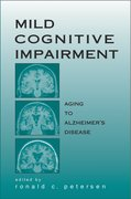 Cover for Mild Cognitive Impairment