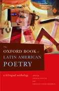 Cover for The Oxford Book of Latin American Poetry