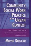 Cover for Community Social Work Practice in an Urban Context