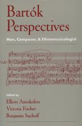 Cover for Bartók Perspectives