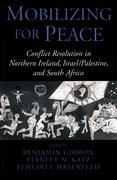 Cover for Mobilizing for Peace