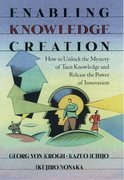 Cover for Enabling Knowledge Creation