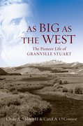 Cover for As Big as the West