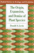 Cover for The Origin, Expansion, and Demise of Plant Species