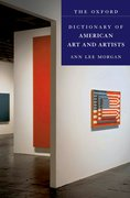 Cover for The Oxford Dictionary of American Art and Artists
