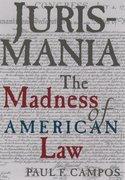 Cover for Jurismania