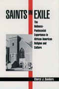 Cover for Saints in Exile
