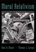 Cover for Moral Relativism