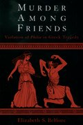 Cover for Murder Among Friends