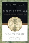 Cover for Tibetan Yoga and Secret Doctrines